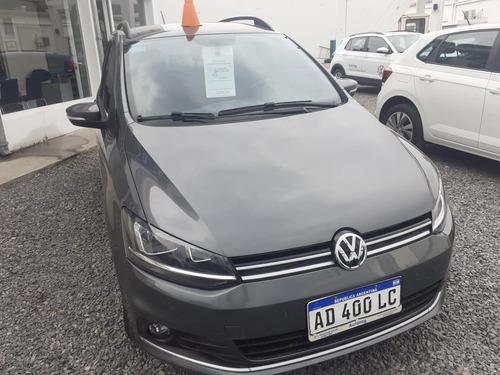 Volkswagen Suran Highline Gris Indy 2019