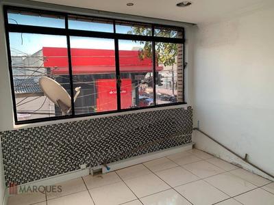 Sala Para Alugar, 25 M² Por R$ 750/mês - Centro - Guarulhos/sp - Sa0026