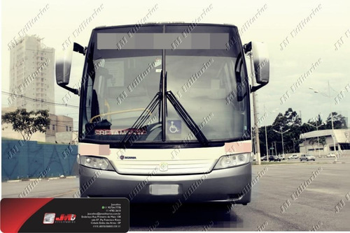 Busscar Vissta Buss Lo Ano 2005 Scania K310 Jm Cod.1236