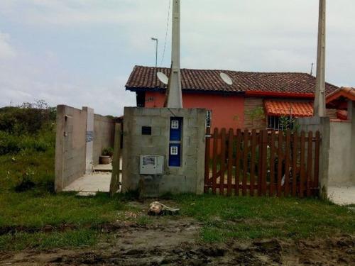 Imagem 1 de 11 de 2 Casas No Mesmo Terreno No Litoral Ref 3690dz