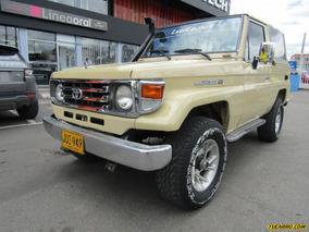 Toyota Land Cruiser 76 Mt 4000cc