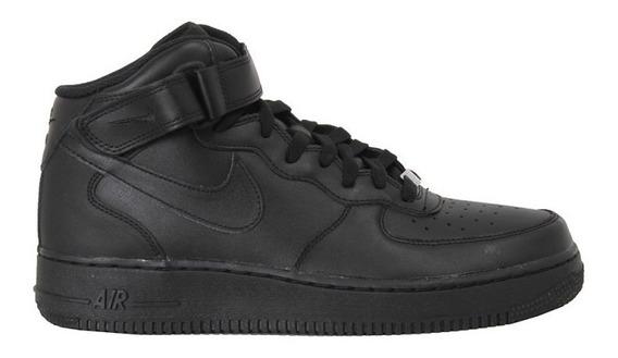 Tênis Nike Air Force 1 07 Mid Feminino.