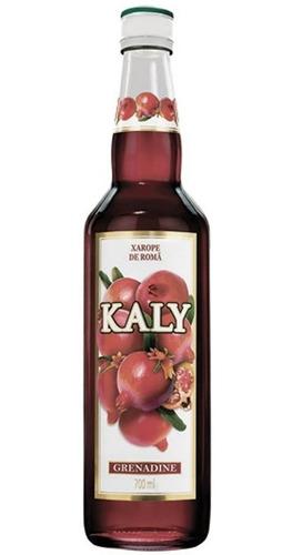 Xarope Kaly De Romã (grenadine) 700ml