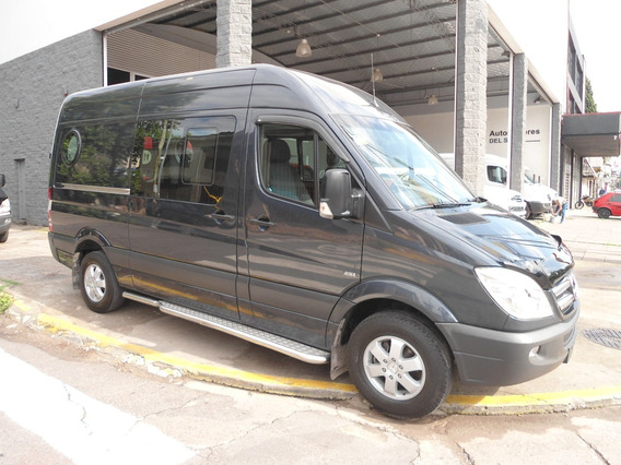 Mercedes-benz Sprinter 2.1 415 3665 Te Mixto 4+1 Black