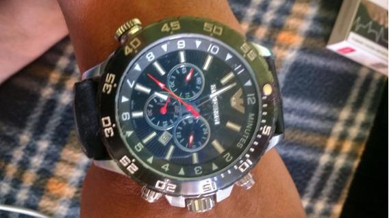 Relógio Empório Armani Ap-0690 Italiano