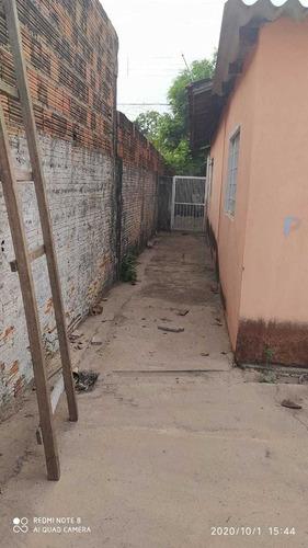 Vendo Casa No Bairro Jardim Industriário