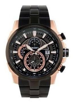 Relógio Orient Cronógrafo Analógico Masculino Mtspc009 P1px