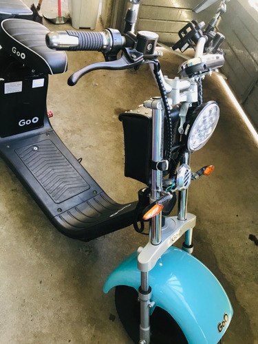 Patinete Scooter Elétrica