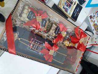 Regalo Jack Daniels Rosas Cumpleaños Aniversario Hombre