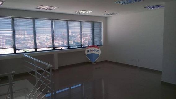 Sala À Venda, 85 M² Por R$ 550.000,00 - Centro - Mogi Das Cruzes/sp - Sa0049