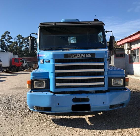 Scania 112h 1986 4x2! Apenas $50.000