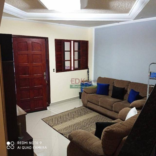 Imagem 1 de 16 de Sobrado Com 2 Dormitórios À Venda, 150 M² Por R$ 191.500,00 - Vila Boa Vista - São Bernardo Do Campo/sp - So1957