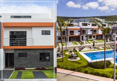 Estrena Casa, El Refugio, Alberca, 3 Niveles, 4 Recámaras, 3.5 Baños Roof Garden