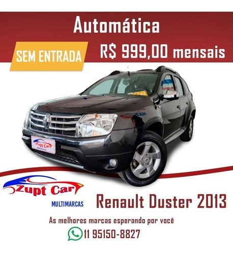 Renault Duster Dynamique -- 2013 Sem Entrada Oportunidade