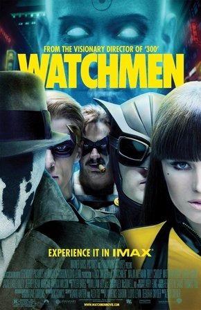 Dvds Watchmen, V De Vingança E Poderoso Chefão