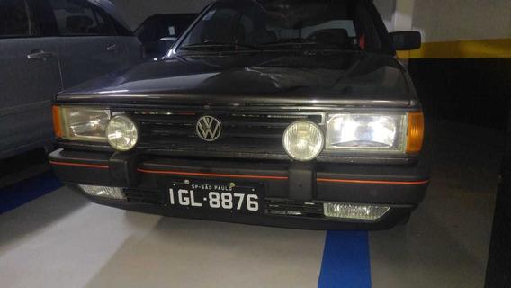 Vw Gol Gts 1988 Com Manual Chave Reserva Raridade