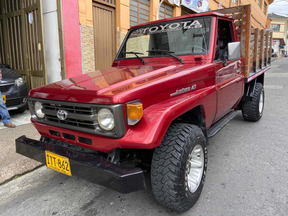 Toyota Estacas Land Cruiser 4.5