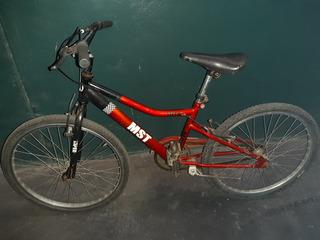 Bici Usada Mst, Rodado 24