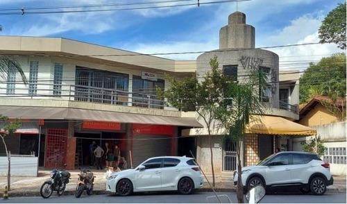 Sala Com 1 Quartos Para Comprar No Santa Amélia Em Belo Horizonte/mg - 4268