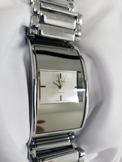Relógio Touch Feminino - Lindíssimo - 17 Cm