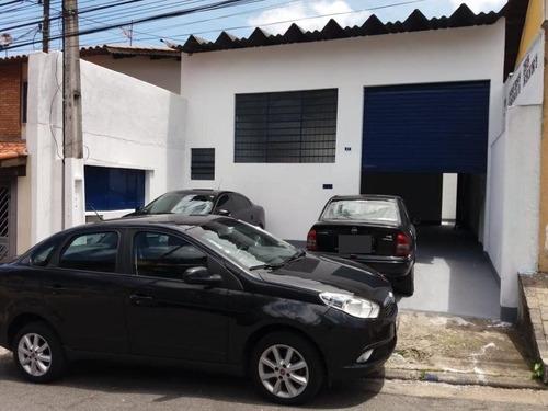 Imagem 1 de 14 de Galpão Para Locação No Bairro Macedo Em Guarulhos - Cod: Ai22734 - Ai22734