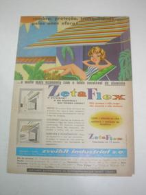 L 290/ Pbmk100 Propaganda Antiga Indústria Zetaflex