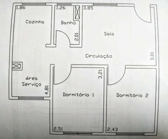 Vendo Ap Cdhu No Jardim São Luís
