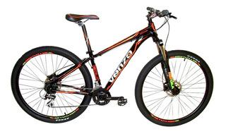 Bicicleta Venzo Eolo Rodado 29 24 Vel Shimano Acera Discos