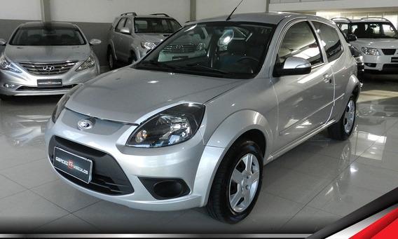 Ford Ka 1.0 Class Completo Única Dona Pneus Novos Lacrado