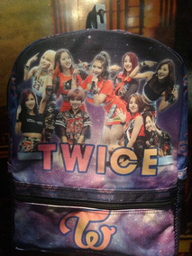Mochila Twice K-pop