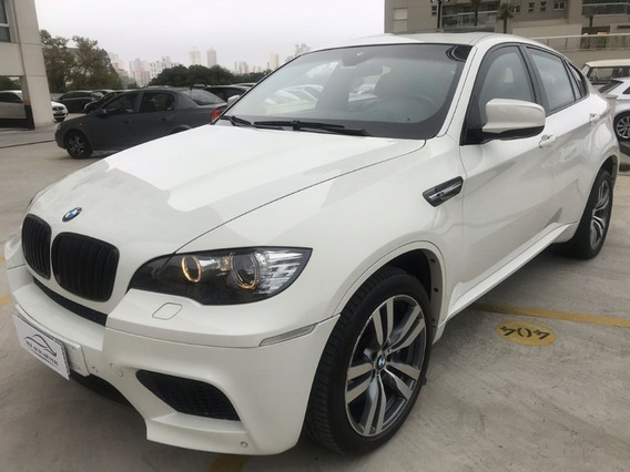 Bmw X6 M 4.4 V8 - 2012- Blindado
