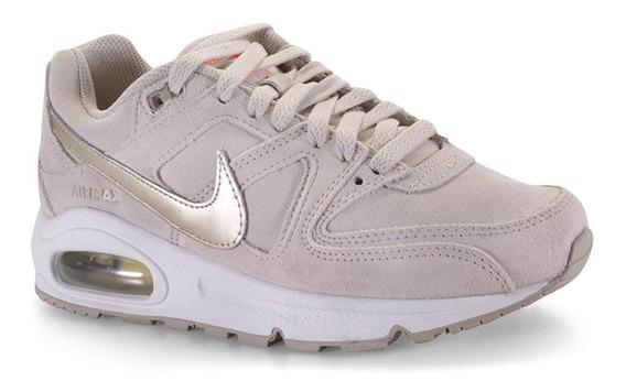 Zapatillas Nike Air Max Command Prm Urbanas Mujer 718896-228