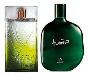 Perfume Arbo Reserva + Perfume Paz E Humor Masculinos