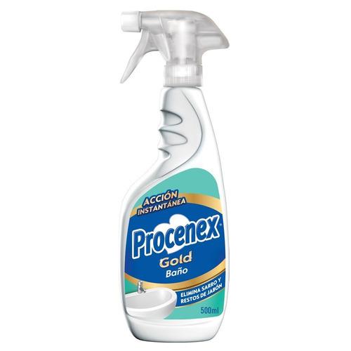 Limpiador Procenex Baño con gatillo 500ml