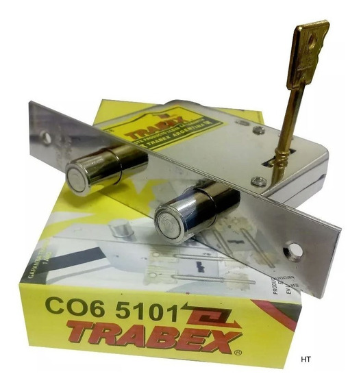 Cerrojos Trabex 5101 - Hermanados De A Dos, Cuatro, Seis Etc