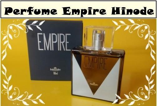 Perfume Empire Hinode 100 Ml O Melhor Perfume Do Mercado.
