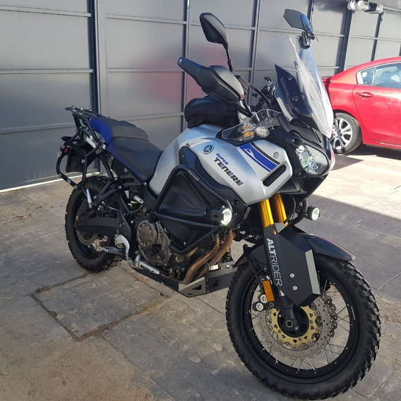 EquiPadísima Yamaha Xt 1200 Z (tipo Bmw Ktm Honda Harley)
