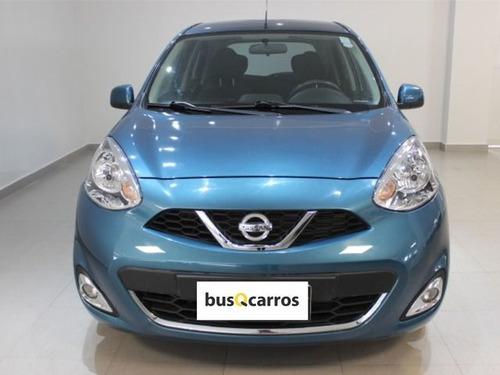 Nissan March Sv 1.6 16v Flex
