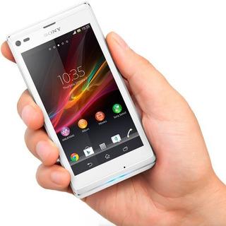 Celular Smartphone Android Sony Xperia L Grátis Chip