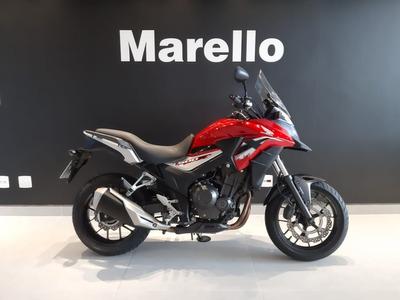 Honda Cb 500x 2018 Kawasaki Z400 Yamaha Mt03 (r)