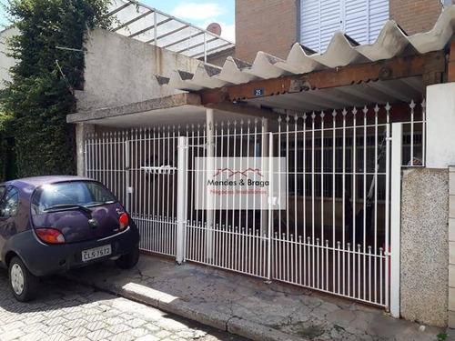 Imagem 1 de 10 de Sobrado À Venda, 120 M² Por R$ 585.000,00 - Vila Galvão - Guarulhos/sp - So0155