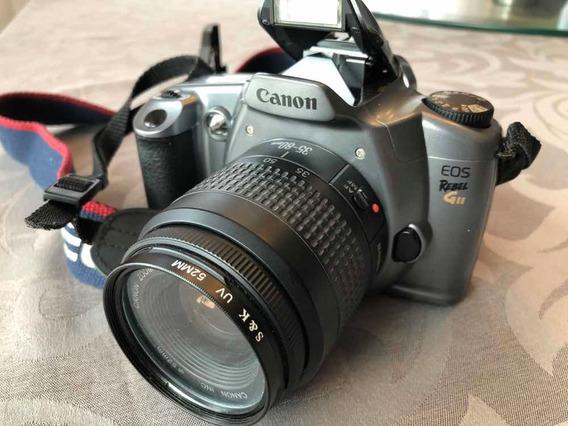 Câmera Canon Lente 35-80 E 100-300