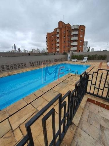 Imagem 1 de 30 de Ref 11.855 Excelente Apartamento No Bairro Belenzinho, Com 2 Dorms Sendo 1 Suíte, 1 Vaga, 55 M² , 2 Pequenas Varandas. Estuda Permutas. - 11855