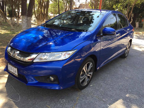 Honda City 1.5 Ex Aut 2017