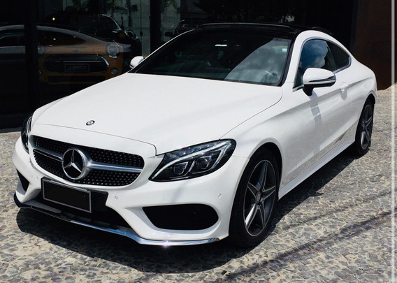 Mercedes-benz Classe C 2.0 Sport Turbo 2p 2016