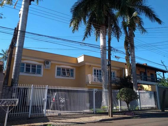 Casa Padrão Em Londrina - Pr - Ca1114_arbo