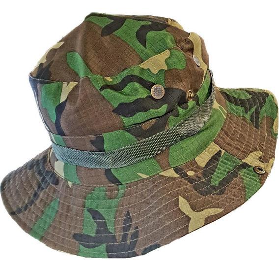 Sombrero Jungla Caza Pesca Militar Camuflados Varios