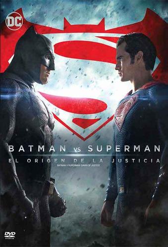 Imagen 1 de 1 de Dvd - Batman Vs Superman