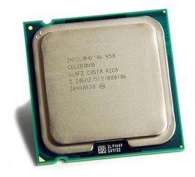 Processador Intel Celeron 450 512k Cache, 2.20 Ghz, 800mhz