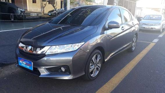 Honda City Ex 2015/2015 , Automático , Apenas 35.000 Km